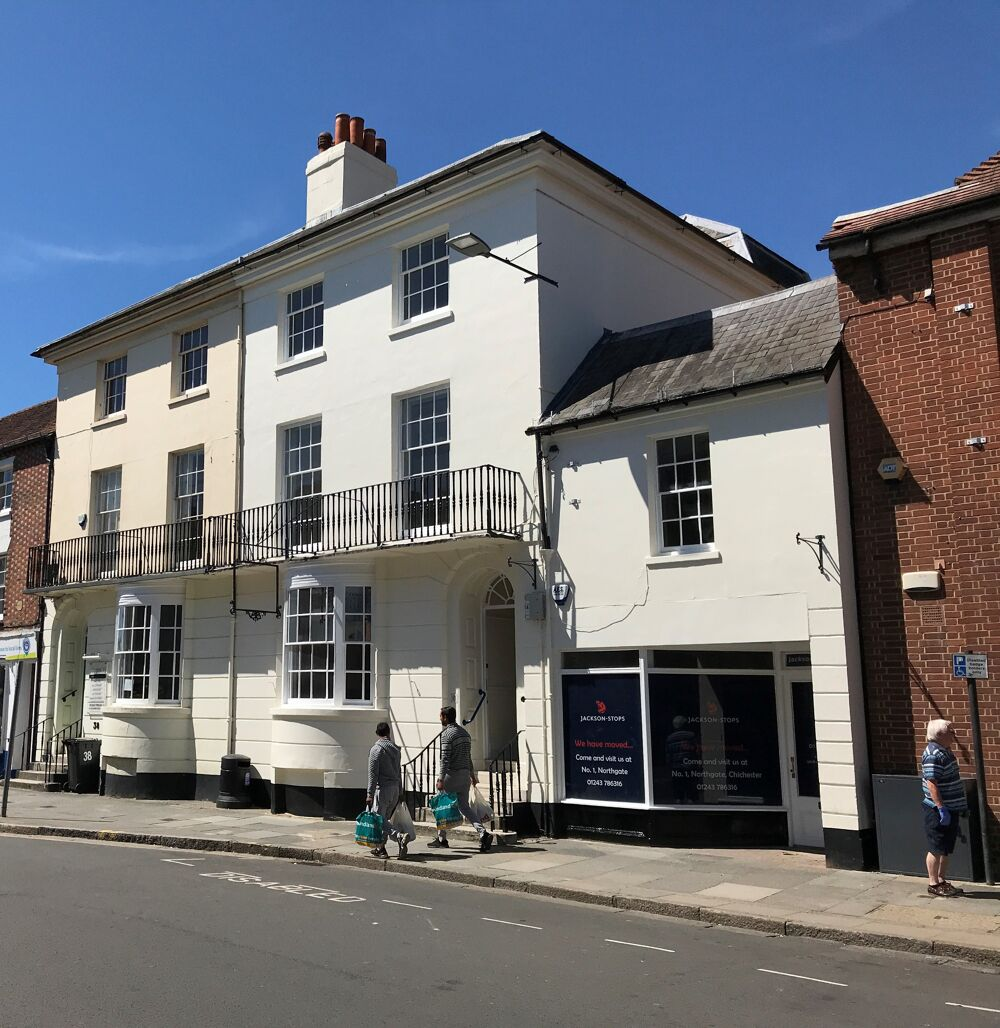 37/37A South Street, Chichester